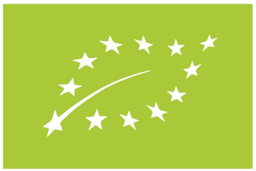 Campos de Herminia Sello Agricultura Ecologica UE